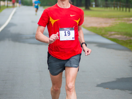 Athlete Profile - Bruce Hammond