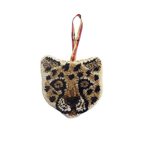 Leopard Rug Hanger