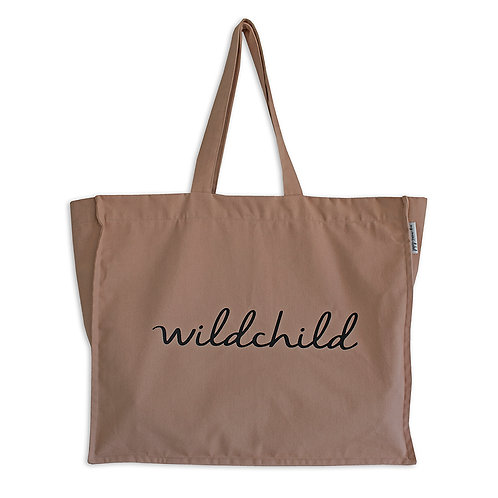 Wildchild Tote Bag - Powder