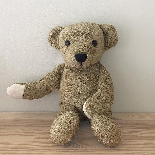 Kallisto Klassisk Bamse, Beige 32 cm