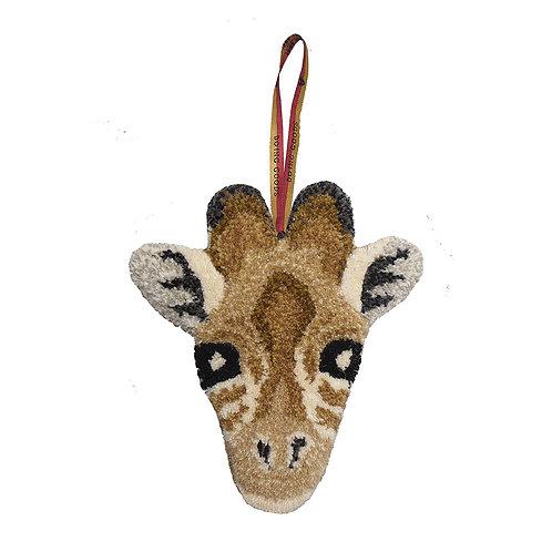 Giraffe Rug Hanger