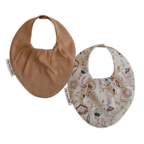 2 pack Bib - Lion