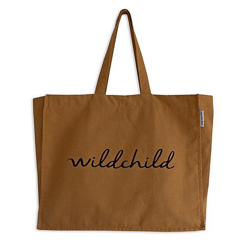 Wildchild Tote Bag - Dark Lion