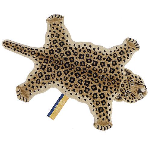 Leopard Rug Large