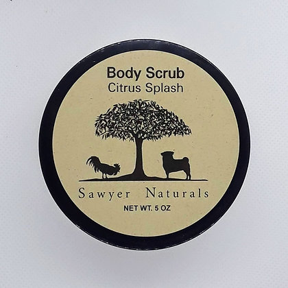 Body Scrub - Citrus Splash