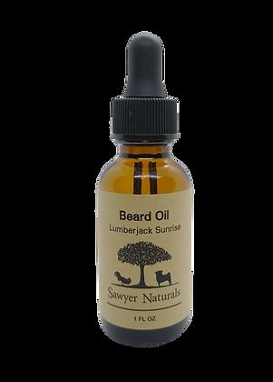 Beard Oil - Lumberjack Sunrise