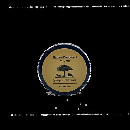 Natural Deodorant- OG