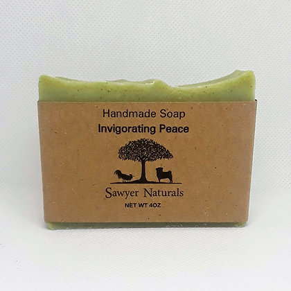 Soap - Invigorating Peace