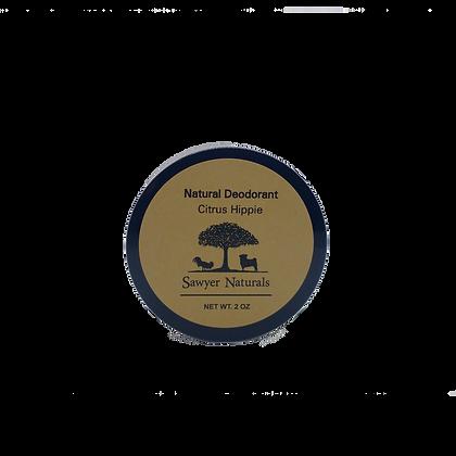 Natural Deodorant - Citrus Hippie