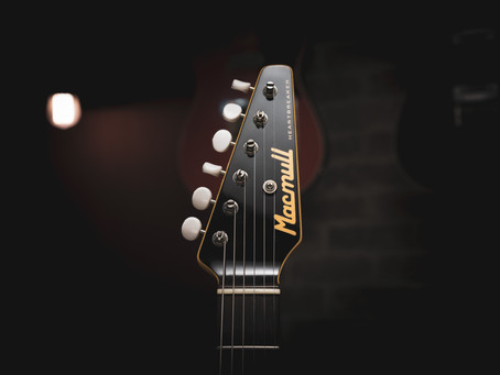 Macmull Original Headstock