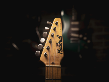 Headstock Finish Options
