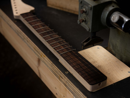 Fret wire options