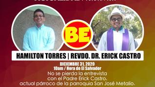 Entrevista al Revdo. Dr Erick Cruz Castro en Actualidad Nacional.