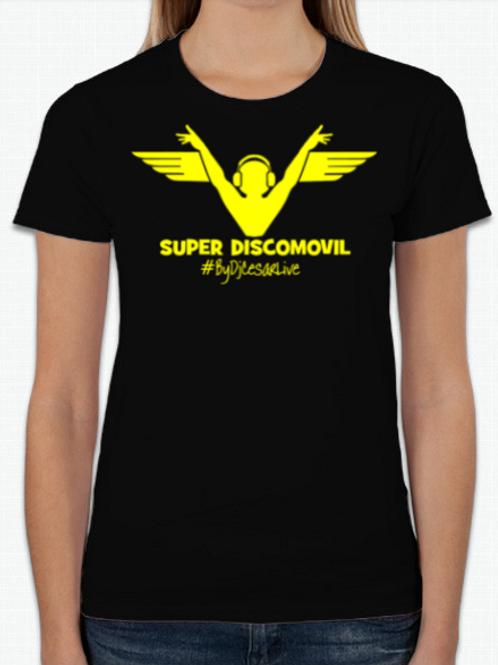 T-Shirt - Super Discomovil / Woman
