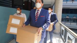 Presentan más documentación para robustecer investigación contra Funes en caso El Chaparral