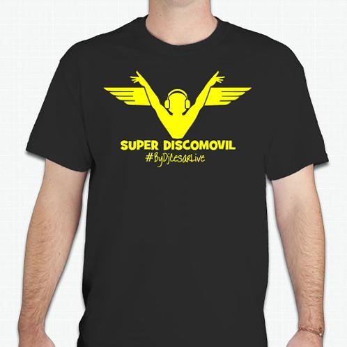 T-Shirt - Super Discomovil / Men