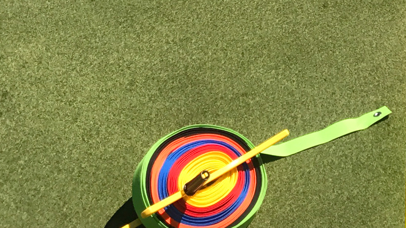 The Original ANDY G. Chipping & Putting Line