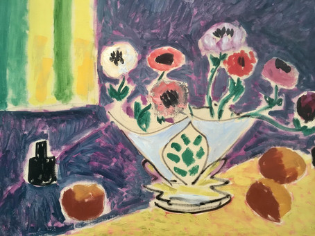 Investing in Fauvism? Henri Matisse, Vase d'Anémones (1946): Auction Performance and Market Analysis
