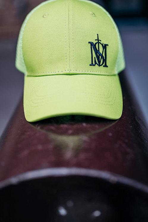 Snap-back Logo Hat