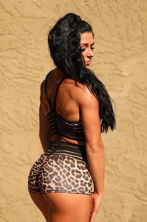 Leopard Bottom