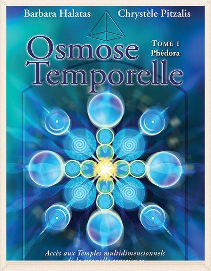 couverture Osmose temporelle 1