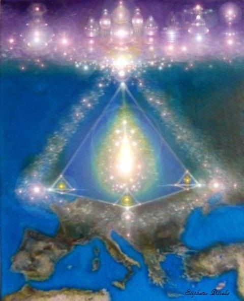 Temple de la Nouvelle Conscience d'E