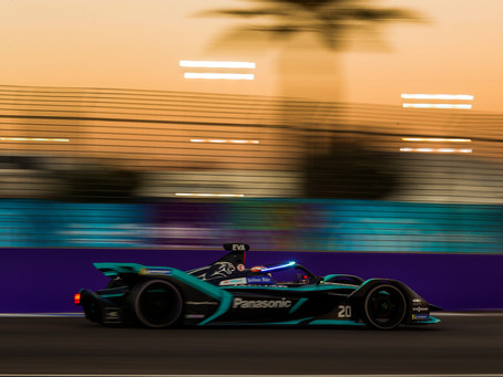 EVANS EARNS VALUABLE POINTS AT MARRAKESH EPRIX