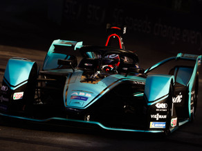 EVANS SECURES FIRST POINTS IN ROUND ONE OF THE 2019/2020 ABB FORMULA E CHAMPIONSHIP.