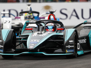 EVANS FINISHES 4TH AT THE FIRST AD DIRIYAH EPRIX