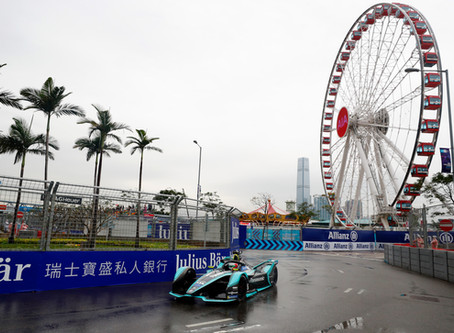 EVANS CONTINUES POINTS SCORING RUN IN HONG KONG