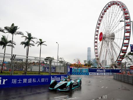 EVANS CONTINUES POINTS SCORING RUN IN HONG KONG