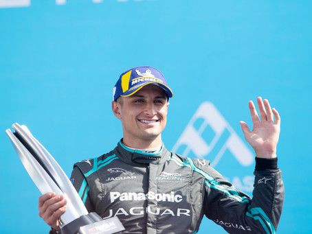 POLE AND PODIUM FOR EVANS IN SANTIAGO