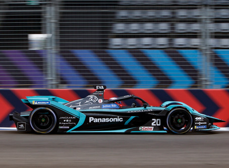 Evans climbs incredible 18 places at Marrakech ePrix