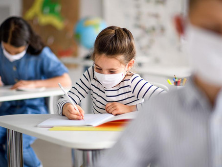 Helping Your Child Adapt to Life During the Pandemic