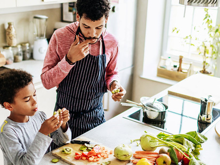 Nutritious Cooking Tips to Keep You Going Through the Pandemic