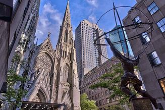 Rockefeller Atlas vs. Catholic Church Sm