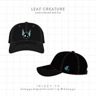 Embroidered Cap Design