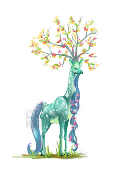 Fairy Giraffe
