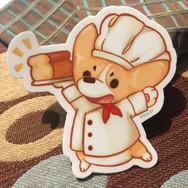 Corgi Bakery - Baker