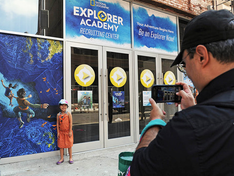 NATIONAL GEOGRAPHIC EXPLORER ACADEMY