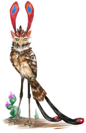 Crowned Owl