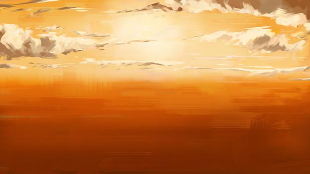 Sky - Desert Haze