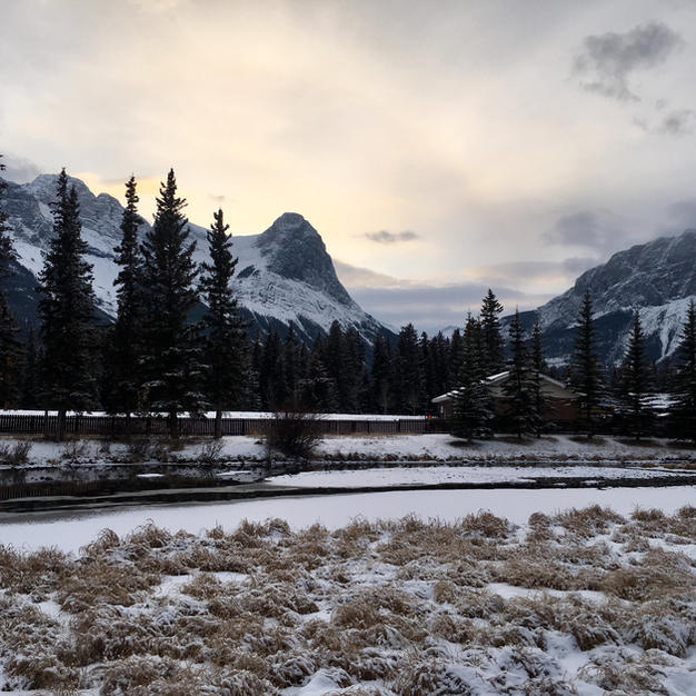 Spring Creek Canmore