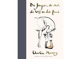 de jongen de mol de vos en het paard charlie mackesy boek bestellen kopen