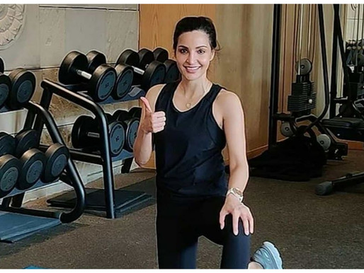 In Conversation: Sumaya Dalmia's Fitness Mantra!
