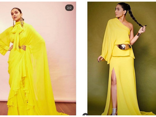 Marigold Yellow Is The Biggest Colour Trend This Season!
