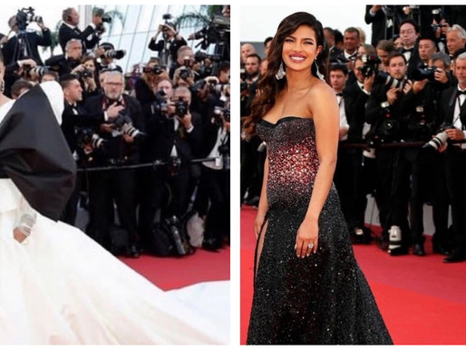 B-Town Diva's Who Graced The Cannes Red Carpet 2019