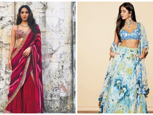 Take Inspiration From These B-Town Divas To Style Your Diwali Look