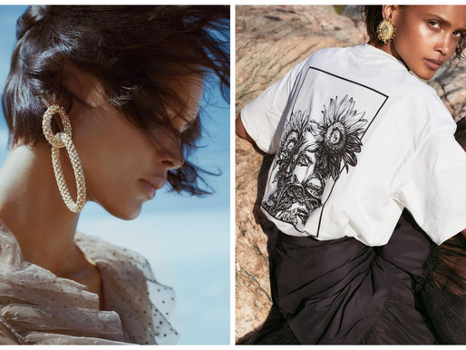 A Sneak Peek Into The H&M x Sandra Mansour Collection