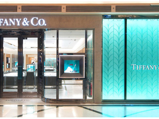 Tiffany & Co. Opens It's First Store In India!